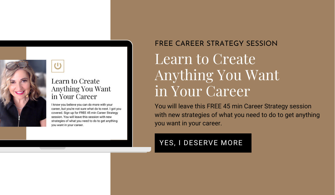 Click this link to create anything you want in your career