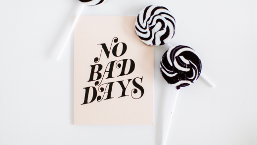 No bad days - how to be happy at work
