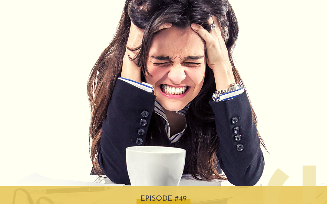 #049: Success Intolerance aka Self-Sabotage at Work